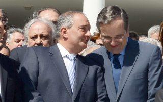 Στην πρώτη εκδήλωση για τα 40χρονα της Νέας Δημοκρατίας, στη Χαλκιδική, όπου θα μιλήσει ο πρωθυπουργός, θα παρευρεθεί ο κ. Κ. Καραμανλής.