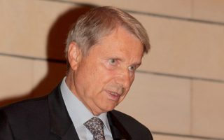 O επικεφαλής της Ομάδας Δράσης, Χορστ Ράιχενμπαχ.