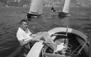 Ο Πολ Ελβστρεμ χρησιμοποιούσε δικές του τεχνικές για τον καλύτερο χειρισμό του σκάφους.