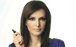 Από Δευτέρα αναμένεται να βγει το ανανεωμένο κεντρικό δελτίο του Mega με τη Μαρία Σαράφογλου.