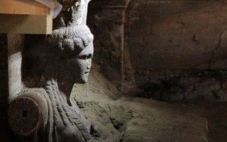 Η ανασκαφή στην Αμφίπολη είναι το μεγαλύτερο τεχνικό έργο που έχουν ώς τώρα αντιμετωπίσει οι Ελληνες αρχαιολόγοι.