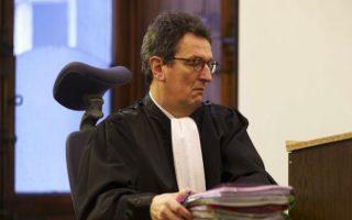 Μιλώντας χθες στην «Κ» ο εκπρόσωπος της εισαγγελίας του Βελγίου κ. Jean Pasqual Thorau επιβεβαίωσε την είδηση της σύλληψης.
