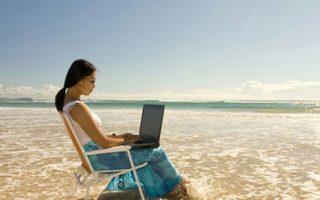 Εσείς θα αντέχατε διακοπές χωρίς Ιντερνετ;
