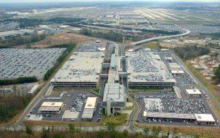 Το πιο πολυσύχναστο αεροδρόμιο στον κόσμο αναδείχτηκε για μια ακόμη χρονιά το αεροδρόμιο Χάρτσφιντ-Τζάκσον της Ατλάντας στις ΗΠΑ.