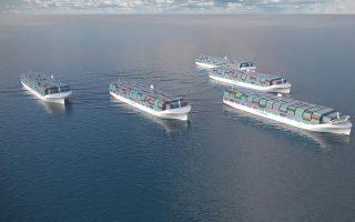 Σύμφωνα με τους επιστήμονες, τέτοια αυτόνομα φορτηγά πλοία, με μήκος ακόμη και 200 μέτρα, θα μπορούσαν να ξεκινήσουν τα πρώτα δρομολόγιά τους το αργότερο σε 20 χρόνια από σήμερα.