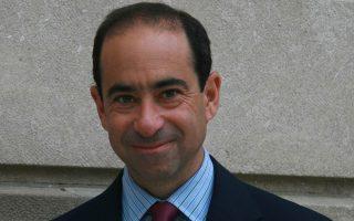 Ο διευθυντής του ιδρύματος German Marshall Fund για την Ευρώπη, Ιαν Λέσερ.