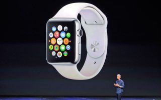 To Apple Watch.