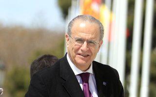 Ο υπουργός Εξωτερικών της Κύπρου Ι. Κασουλίδης.