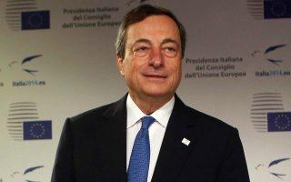 Ο επικεφαλής της ΕΚΤ, Μάριο Ντράγκι υποστήριξε το σχέδιο του επερχόμενου προέδρου της Κομισιόν Ζαν-Κλοντ Γιουνκέρ για πραγματοποίηση επενδύσεων ύψους 300 δισ. ευρώ τα επόμενα τρία χρόνια.