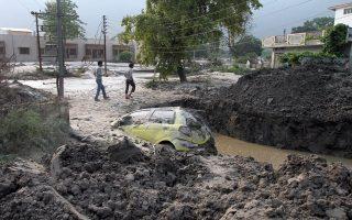 INDIA LANDSLIDE FLOOD