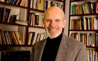 O πολιτικός φιλόσοφος Φίλιπ Πέτιτ, καθηγητής Πολιτικής Επιστήμης και Ανθρώπινων Αξιών στο Πανεπιστήμιο του Πρίνστον.