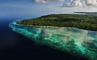 Το νησί Σουλαουέζι.