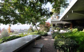 Εργο της Χιλιανής αρχιτέκτονος τοπίου Teresa Moller, η οποία τηνΠαρασκευή 3 Οκτωβρίου στις7 το απόγευμα θα μιλήσει στο πλαίσιο των εκδηλώσεων του Megaron Plus.