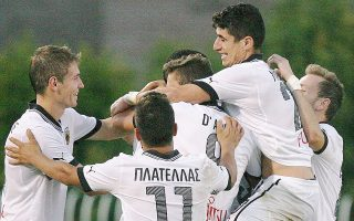 H AEK του Δέλλα θα επιχειρήσει να εξασφαλίσει όσο πιο σύντομα την άνοδο στη Σούπερ Λίγκα.