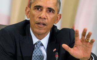 Τι σημαίνει η επιλογή του όρου «ακριβοδίκαια» από την εκπρόσωπο του Στέιτ Ντιπάρτμεντ και η ενόχληση της ομογένειας από τη στάση της κυβέρνησης Ομπάμα.
