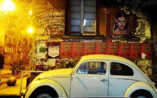 Ενα ολοζώντανο και παλλόμενο εκκολαπτήριο ιδεών, παραδοσιακός χώρος πειραματισμού στην καρδιά της Αθήνας