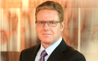 Ο πρόεδρος του τμήματος Global Partner Operations της γερμανικής SAP, Ροντόλφο Καρντενούτο.
