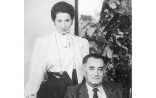 Aπό το λεύκωμα ζωής και συντροφικότητας του ταιριαστού ζεύγους: ο Aγγελος και η Nίκη Γουλανδρή, συνιδρυτές του Mουσείου Φυσικής Iστορίας που φέρει το όνομά τους και θεωρείται διεθνώς πρότυπο Mουσείου.