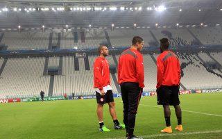 Ο Ολυμπιακός αναζητεί ένα θετικό αποτέλεσμα στο Τορίνο απέναντι στη Γιουβέντους προκειμένου να κάνει βήμα πρόκρισης στην επόμενη φάση του Τσάμπιονς Λιγκ.