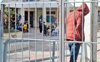 «Δεν έχουμε καμία ανάμειξη στην παρέμβαση της Εισαγγελίας για τις καταλήψεις», είπε ο υπουργός Παιδείας.
