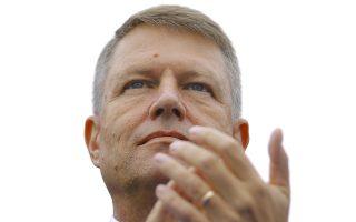 Ο Κλάους Γιοχάνις από την περασμένη Κυριακή είναι ο νέος πρόεδρος της Ρουμανίας.