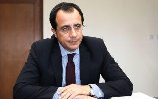 Η αντίδραση κάποιων χωρών στο θέμα της παραβίασης της κυπριακής ΑΟΖ από την Τουρκία, θα μπορούσε να ήταν σαφώς πιο αυστηρή, τονίζει σε συνέντευξή του στην «Κ» ο κυβερνητικός εκπρόσωπος της Κύπρου, Νίκος Χριστοδουλίδης.