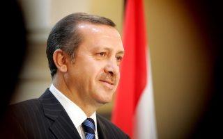 Ο Τούρκος πρόεδρος Ταγίπ Ερντογάν.