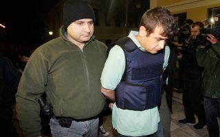 Ο Μπάκο εντοπίστηκε και συνελήφθη την Τετάρτη σε υπόγειο διαμέρισμα στου Ζωγράφου. Στην επιχείρηση, εκτός της Ασφάλειας, μετείχαν και άνδρες της Ειδικής Κατασταλτικής Αντιτρομοκρατικής Μονάδας.