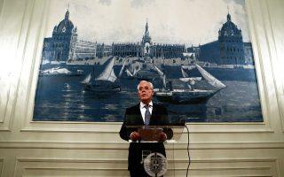 Ο Μιγκέλ Μασέντο, υπουργός Εσωτερικών της Πορτογαλίας, ανακοίνωσε την παραίτησή του.