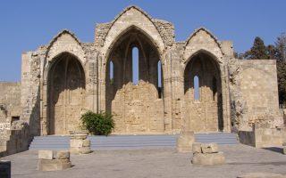 Η παλιά πόλη της Ρόδου ζωντανεύει με τις δράσεις του «Μεσαιωνικού Ρόδου».