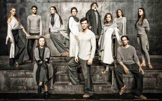 «Ηρακλής. Οι 12 άθλοι» σε σκηνοθεσία Απόλλωνα Παπαθεοχάρη, θα παρουσιάζεται στο «Πάνθεον».