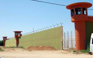 Οι σύχρονες εγκαταστάσεις των φυλακών Νιγρίτας δεν έχουν αξιοποιηθεί πλήρως. Δύο πτέρυγες χωρητικότητας 240 ατόμων δεν άνοιξαν, λόγω έλλειψης προσωπικού.