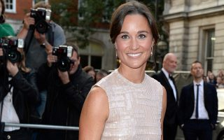 Pippa Middleton attends the GQ Men of the Year Awards