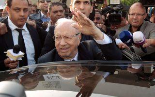Ο Μπέτζι Καΐντ Εσέμπσι θεωρείται φαβορί για τη θέση του προέδρου.