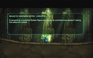 Στιγμιότυπο από ένα ψηφιακό παιχνίδι με έμπνευση την Αμφίπολη.