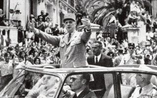 «Je vous ai compris» – η περίφημη φράση του Ντε Γκωλ στο Αλγέρι, κατά την ομιλία του προς τους Γαλλοαλγερινούς, στις 4 Ιουνίου 1958. Ηταν μια ένδειξη της αποφασιστικότητάς του να διατηρήσει υπό έλεγχο τις εξελίξεις.