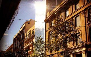 Το στοίχημα της Αθήνας είναι η δημιουργία νέων αστικών νευρώνων, που θα δένουν την πόλη με ένα νέο σώμα ιδεών και δράσεων (φωτ. Nίκος Βατόπουλος).
