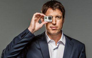 O Νick Woodman To 2004 πούλησε την πρώτη του κάμερα. Σήμερα, η GoPro είναι μία από τις πιο επιτυχημένες μετοχές του Nasdaq.