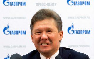 «Η Τουρκία θα γίνει μια μεγάλη χώρα διέλευσης: περισσότερα από 50 δισ. κυβικά μέτρα φυσικού αερίου θα διέρχονται από το έδαφός της», δήλωσε κατά τη διάρκεια συνέντευξής του στο ρωσικό τηλεοπτικό δίκτυο Rossiya 24, ο επικεφαλής της Gazprom Aλεξέι Μίλερ.