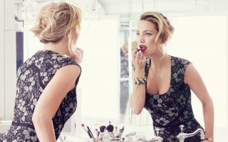 Kate Hudson appears with nephews in Ann Taylor ad
