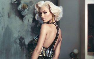 Rita Ora seen in the new Roberto Cavalli campaign