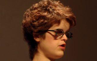 Η πάντοτε φιλέρευνη Λένια Ζαφειροπούλου παρουσίασε ένα πρόγραμμα με τραγούδια Ρώσων και Γερμανών.