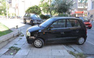 Το πρόβλημα της παράνομης και ανεξέλεγκτης στάθμευσης στο κέντρο της Αθήνας έχει γιγαντωθεί. Ακόμη και στα πιο κεντρικά σημεία.