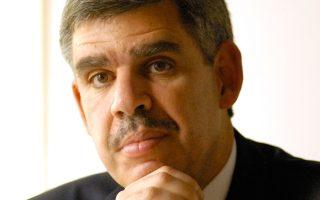 Μοχάμεντ ελ Εριάν, επικεφαλής οικονομικός σύμβουλος της Allianz.