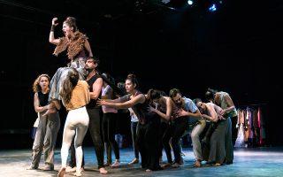 «Τα μάγια της πεταλούδας» του Λόρκα στο Σύγχρονο Θέατρο, σε ένα δυναμικό μιούζικαλ για εφήβους, παιδιά και ενήλικες με θέμα την αναζήτηση της ελευθερίας.