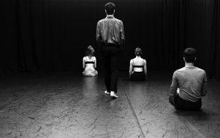 Η νέα δουλειά της Πέρσας Σταματοπούλου με τίτλο «Σιωπή» καλεί τον θεατή να συμμετάσχει μέσα από την ενεργό σιωπή του.