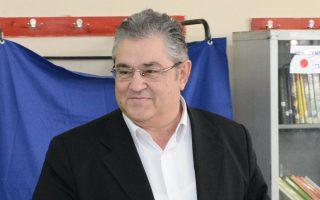 Το εκλογικό αποτέλεσμα αποτυπώνει την οργή του λαού, ανέφερε ο κ. Δημ. Κουτσούμπας.