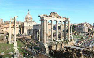 Η Ρωμαϊκή Αγορά υπήρξε ο ομφαλός του ρωμαϊκού πολιτισμού, το κέντρο της πολιτικής, νομικής, κοινωνικής και θρησκευτικής ζωής της αρχαίας Ρώμης.