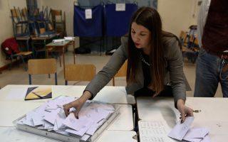 Στις κάλπεςς προσήλθε χθες το 62,68% των 9,8 εκατ. ψηφοφόρων που είναι εγγεγραμμένοι στους εκλογικούς καταλόγους.