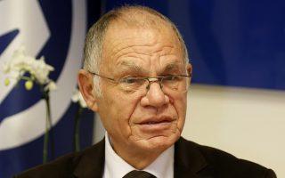 O Τουρκοκύπριος διαπραγματευτής Εργκιούν Ολγκιούν.